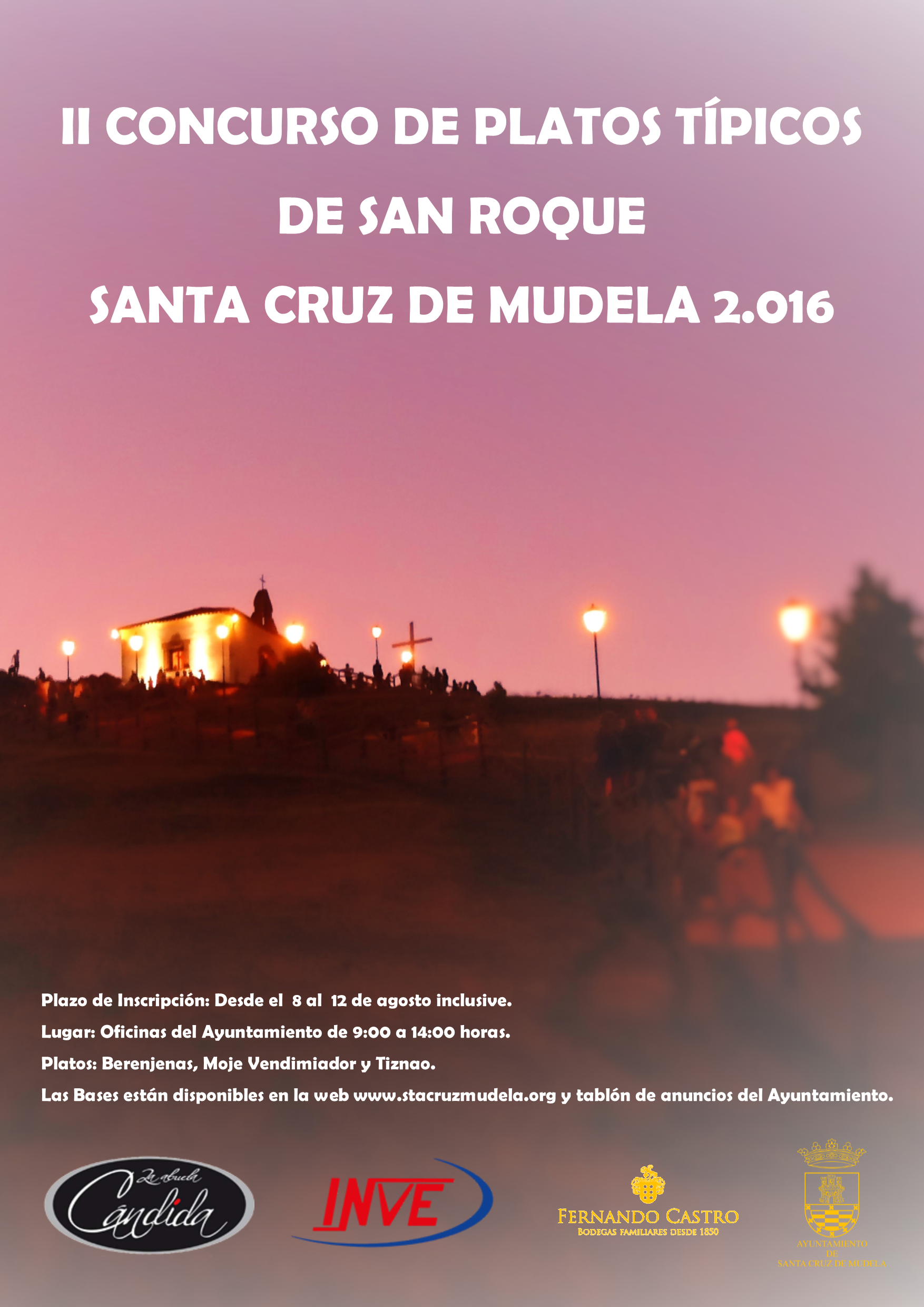 Cartel de San Roque 2.016